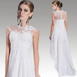 White Dress Evening Wear