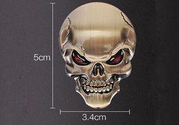 $enCountryForm.capitalKeyWord Canada - Car-styling 3D Metal Skull Motorcycle Bike Car Sticker Logo Emblem Badge 5 colors for Fiat Bmw Ford Lada Audi opel toyota volvo VW to choic
