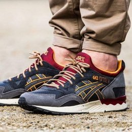 asics gel lyte 11 marron