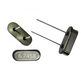radio controlled switches NZ - Supply remote control switch, radio frequency 6.7458MHz crystal oscillator plug-in, 49S 6.7458M crystal oscillator