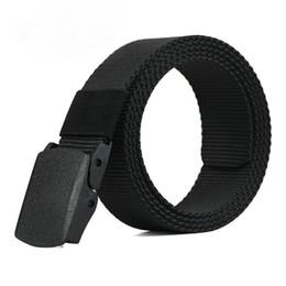 $enCountryForm.capitalKeyWord Canada - Automatic Buckle Nylon Belt Male Army Tactical Belt Mens Military Waist Men Canvas Belts High Quality Automatic Buckle Belt