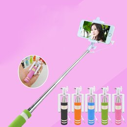 $enCountryForm.capitalKeyWord Canada - Universal Mini Selfie Stick Camera Tripod Remote Self-photo graph Extendable Flexible Portable Handheld Selfie Monopod for iphone7 6s