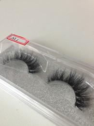 Making False Eyelashes Canada - 10Pairs 3D False Eyelash Beauty Luxury High Quality 3D Mink Eyelashes Natural Soft Eyelashes Hand Made Mink Lashes