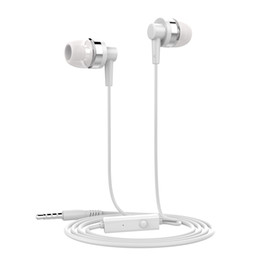 China Wholesale Langsdom JD89 Strong Tension In-Ear Earphone Noise Isolating Hifi Metal Headset With Mic For Iphone6 Sumsung S7 S6 Note5 50pcs suppliers