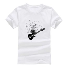 $enCountryForm.capitalKeyWord Canada - Guitar music 2017 New Clothes Fashion Man Casual T-Shirt Cotton O Neck Short Sleeve Loose Personalized unique Male Tops Tees Wholesale