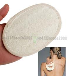 $enCountryForm.capitalKeyWord Canada - 2017 NEW Natural Loofah Luffa Pad Body Skin Exfoliation Scrubber Bath Shower Spa Sponge bath accessories Clean Smooth Skin MYY