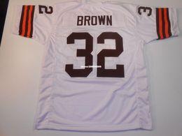 watch 2a497 ff56e 32 jim brown jersey events