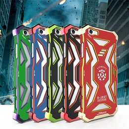 Super heroeS iphone caSe online shopping - R just Super Hero Avengers Series Amor Metal Case For Apple iPhone s se s quot s plus quot Phone Protective Cell Phone Case