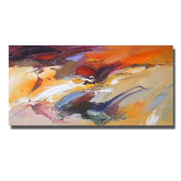 $enCountryForm.capitalKeyWord UK - Large Canvas Paintings Pictures for Living Room Bedroom Wall Decor Hand Painted Modern Oil Painting on Canvas New Wall Art No Framed
