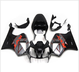 sp1 rc51 fairing Canada - 3 free gifts Fairings For Honda VTR1000 RC51 SP1 SP2 00 01 02 03 04 05 06 ABS Motorcycle Fairing Kit Bodywork Black Grey