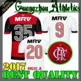 2ef3ef1a988ad online shopping New font CR Flamengo soccer jersey Flamengo away white  Camisa de futebol GUERRERO DIEGO