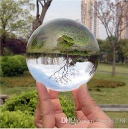 Inlaid Table Canada - 80mm Rare Effacer Asiatique Quartz feng shui balle Boule de Cristal Sphère De Mode Table Décor Bonne Chance Balle Livraison Gratuite
