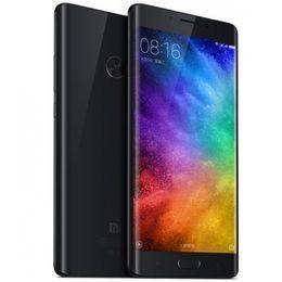 Glasses 3d xiaomi online shopping - Original Xiaomi Mi Note Prime Mobile Phone GB RAM GB ROM Snapdragon Quad Core inch D Glass MP Fingerprint ID Cell Phone