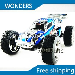$enCountryForm.capitalKeyWord Canada - Wholesale- 1:23 RTR WL Mini RC remote contorl racing Car Truck dirt bike W  Super Amazing high speed 20-30kh M (2 colors) choose Toy