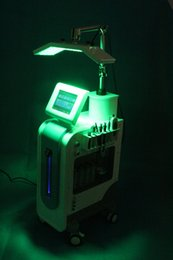 Wholesale Multifunction Hydra Facial PDT Bio Light Therapy Skin Rejuvenation Wrinkle Removal Skin Facial Care Spa Machine