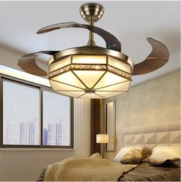Traditional ceiling fans online traditional ceiling fans for sale ceiling fans lamp led 42 inch full copper frequency conversion motor traditional ceiling fan light dimmer remote control 85 265v aloadofball Choice Image