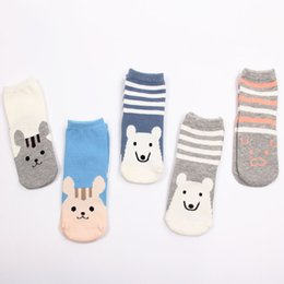 $enCountryForm.capitalKeyWord Canada - Wholesale 1-8years old 20PCS =10 Pairs Pack new Summer Baby Socks Fashion Mesh Children Kids Socks For Child Boys Girl Clothing Accessories