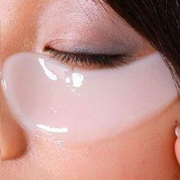 Deck out women crystal eyeliD patch online shopping - 10000pair Deck Out Women Crystal Eyelid Patch Crystal Collagen Eye Mask Remove Eye Dark Circles Moisturizing Eye Mask