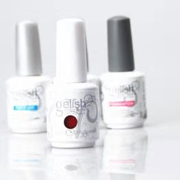 15pcs Harmony Gelish Top It Off Top Coat e Base de Base Coat. 5 oz. Vendedor de ea.CN