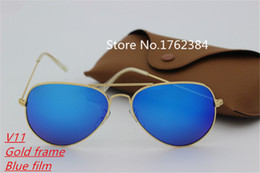 $enCountryForm.capitalKeyWord Canada - fashion influx of people high-quality designer color film sunglasses men and women personality frog mirror high-definition aluminum mag