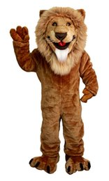 Lion Cartoons Canada - lion Mascot Costumes Cartoon Character Adult Sz 100% Real Picture 002