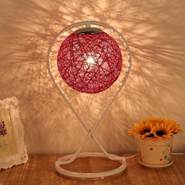 Authentic Handmade Bedside Night Light Bedroom Living Room Has Creative Mosaic Decorative Lamp