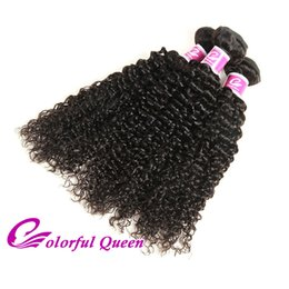 Chinese  Unprocessed Kinky Curly Virign Human Hair Weave for Micro Braids Brazilian Peruvian Malaysian Indian Virgin Curly Human Hair 3 Bundles manufacturers