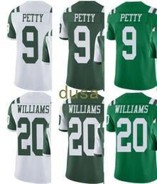 ... Discount petty jersey custom Men Women youth Jersey 20 Marcus Williams  9 Bryce Petty Vapor ... 10e84db78