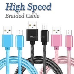 Cloth braided online shopping - USB Type C Cable Micro USB Cable Braided Nylon M M M Tough Cloth For Galaxy Note Google Pixel High Speed Charging Cord Android