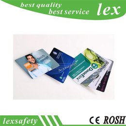 Rfid Print Australia - RFID proximity 125Khz T5577 Rewritable card, printed plastic card Use for hotel or access control system