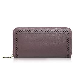 $enCountryForm.capitalKeyWord UK - Women Wallets Genuine Leather Wallet Female Purse Long Coin Purses Holders Ladies Wallet Hasp