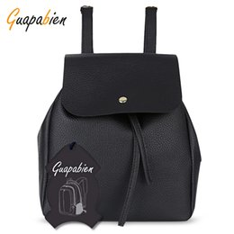 New Backpack Style Preppy Style Mini Drawstring Backpack for women  Teenagers Girls Top-handle Backpacks Herald Fashion B 64b847d65bbeb