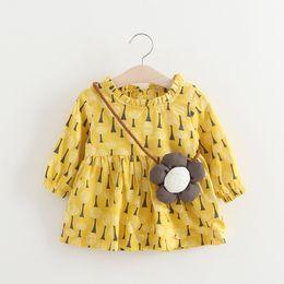 $enCountryForm.capitalKeyWord Canada - 2017 Fashion Baby Girls Dresses Clothes Cotton Party Vintage Designer Tutu Dresses Spring Summer Kids Clothing Dresses Free Ship B002