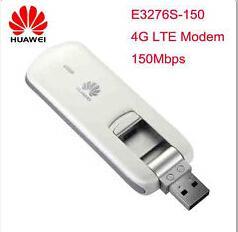 Fdd Laptop NZ - Wholesale- Unlocked Huawei E3276s-150 150Mbps 4G LTE FDD 800 900 1800 2100 2600MHz Wireless Modem 3G UMTS USB Stick Dongle Mobile Broadband