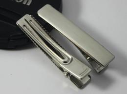 $enCountryForm.capitalKeyWord NZ - 100pcs High Quality 1 .9 inch Silver Metal Strong Double Prong Hair Alligator Clips Girl Hair Pins Headwear Diy Accessories Fj3221