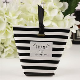 $enCountryForm.capitalKeyWord Canada - Spot Halloween Candy Paper Bag Black  Striped Small Carton   Small Gift Tray   Candy Cookies Mini Paper