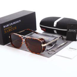 5e90978c49e33 Tortoise Sunglasses IRON MAN 3 Matsuda TONY Steampunk Sunglasses Men  Mirrored Brown Gradient Sunglasses FASHION Brand