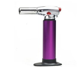 $enCountryForm.capitalKeyWord Canada - new 1300C Butane Scorch torch jet flame lighter kitchen torch Giant Heavy Duty Butane Refillable Micro Culinary Torch Self-igniting