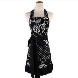 $enCountryForm.capitalKeyWord Australia - Europe and the United States Hot sale Apron For Women With lace And Pocket Kitchen Accessories 100% Cotton Working Apron Kids