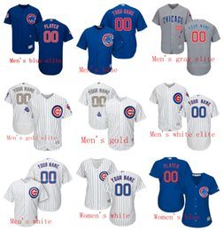 low priced 831c7 b462b store kids chicago cubs customized white pinstripe jersey ...