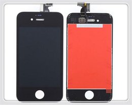 Cell Phone Digitizer Iphone NZ - LCDs Display Digitizer For Iphone4S Cell Phone Replacement USD9.9 Assembly iphone 6 case LCD Screen Free Shipping