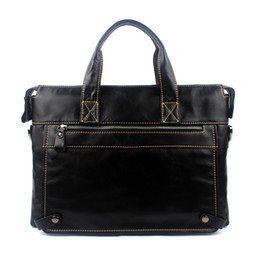 $enCountryForm.capitalKeyWord Canada - leather handbag 9013 Top layer genuine cow leather one shoulder offical laptop totes 5 color OEM available