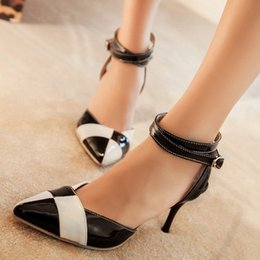 $enCountryForm.capitalKeyWord NZ - SJJH plus sizeStylish mixed color and pointed toe pumps with stiletto heel trend all-match sandals for fashion women PP114