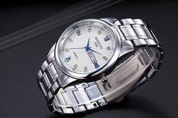 $enCountryForm.capitalKeyWord Canada - New watches for men women luxury Modern Watches fashion unisex Black and White quartz Lovers' wristwatches