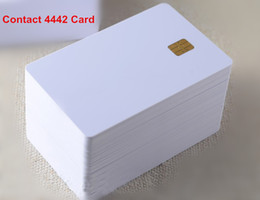Pvc card chiP online shopping - ISO7816 Contact SLE Chip PVC Smart IC Card