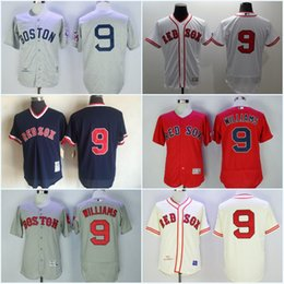 981b16556a6 ... official 9 ted williams jersey mens boston red sox 1939 throwback 8  carl yastrzemski 14 jim