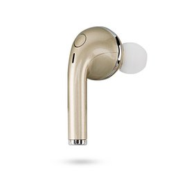 bluetooth headset xiaomi 4.1 UK - Brand new mini A1 Bluetooth 4.1 Stereo Earphone Wireless HIFI earbuds Handsfree Connect 2 Devices for iphone samsung xiaomi