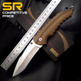 $enCountryForm.capitalKeyWord NZ - NEW SR Tactical Knife 440Blade All steel+G10 Handle +Glass impactor Camping Outdoor Survival Knives Pocket EDCTools LCM66