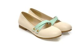 $enCountryForm.capitalKeyWord Canada - The new spring sweet pale mouth flat shoes hit single shoe covers foot female shoes FuRuiSource