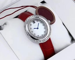 $enCountryForm.capitalKeyWord Canada - Fashion Top Famous Brand watch genuine leather wristwatch Women Dress Watch Quartz Clock Steel lovers' watch big bang free ship car